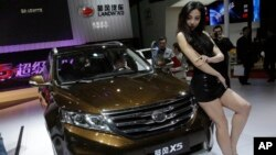 China SUV Nation