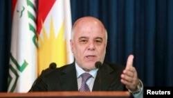 伊拉克總理阿巴迪(資料照片)