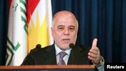 Primer ministro iraquí, Haider al-Abadi.