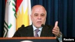 Thủ tướng Iraq Haider al-Abadi.