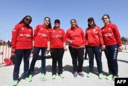 L'équipe féminine de la Tunisie participera au 24e championnat international de pétanque ouverte qui se déroulera dans la ville côtière de Hammamet, en Tunisie, le 31 mars 2018.