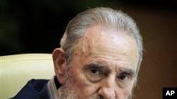 Fidel Castro attends the 6th Communist Party Congress in Havana, Cuba (File Photo - April 19, 2011)