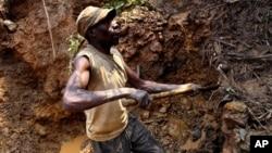 Người thợ mỏ Congo