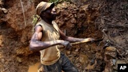 Villagers say it does not make sense that companies continue to export minerals like black granite to China and Russia while they are wallowing in poverty.