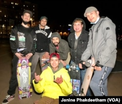Thais in New York City form a surfskate community in Queens