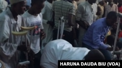 DISABLED PEOPLE IN BORNO STATE