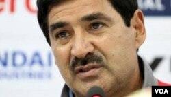 یوسف کارگر، مربی تیم ملی فوتبال افغانستان