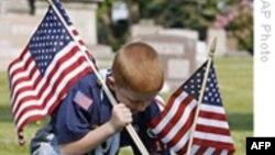 Америка отмечает День поминовения
