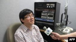 万延海接受美国之音采访