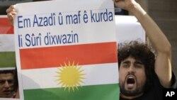 Xwenîşanderekî Kurdê Sûrîyê daxwaza azadî dike
