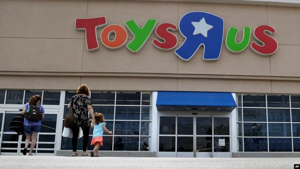 Ee Uu Con Salida De Toys R Us Cadenas Intensifican Competencia Por