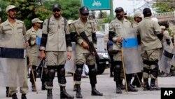 Pakistan akan mengerahkan sekitar 60.000 petugas untuk mengamankan Pemilu Parlemen yang menurut rencana akan digelar tanggal 11 Mei 2013 mendatang (Foto: dok).