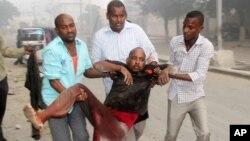 Los atacantes son miembros del grupo yihadista somalí Al Shabab, filial de Al Qaeda en Somalia.