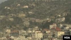 Perbatasan Lebanon Suriah (31/1).