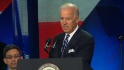 Biden: US Remains Determined to Stop Iran Nuclear Weapon