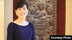 Entrepreneur Kimsrun Elida will take part in the Global Entrepreneurship Summit 2016 at Stanford University in California in late late June, 2016.
