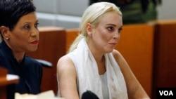 Lindsay Lohan no asistió a la mayoría de sus citas en un centro para mujeres sin hogar en donde cumpliría su servicio de horas sociales obligatorias.