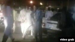 تجمع مردم ایرانشهر در اعتراض به «ضرب و شتم» شهروند بلوچ توسط ماموران نیروی انتظامی