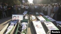 叙利亚暴力冲突死难者
