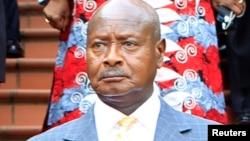 Le président Yoweri Museveni reste l'un des plus fidèles alliés de son homologue du Soudan du Sud, Salva Kiir