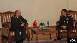 Azərbaycan-Türkiyə görüşü