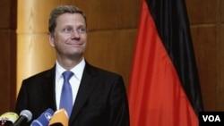 Menteri Luar Negeri Jerman Guido Westerwelle. (foto: dok)