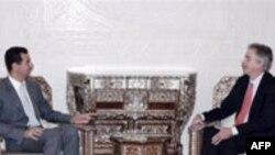 Jače veze Sirije i Sjedinjenih Država