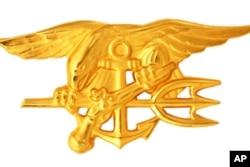 美国海军海豹部队三叉戟徽章