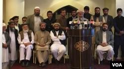 شورای عالی صلح میگویند که با هیأت حزب اسلامی حکمتیار روی تمام ۲۵ مورد این شورا موافقه کرده است.