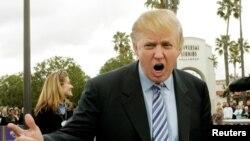 Donald Trump candidat républicain à la présidentielle, 10 mars 2016