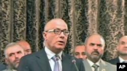 Premijer Libije Ali Zeidan