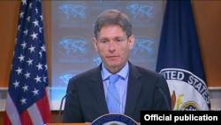 Trợ Lý Ngoại trưởng Mỹ đặc trách Dân chủ, Nhân quyền và Lao Động Tom Malinowski.