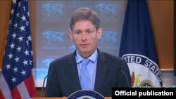 Trợ lý Ngoại trưởng Mỹ đặc trách về dân chủ-nhân quyền-lao động Tom Malinowski.