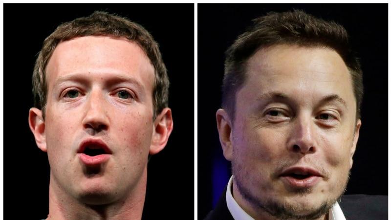 Musk Sebut Zuckerberg Naif Terkait Robot-Robot Pembunuh