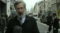 Al Pessin's On The Scene report from Margaret Thatcher's funeral in London