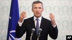 El secretario general de la OTAN considera que el grupo Estado islámico seguirá siendo un reto por algún tiempo.