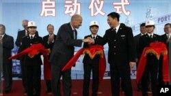 Αμερικανο-Κινεζικό σύστημα ανίχνευσης ραδιενέργειας