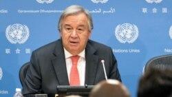 Partidos guineenses pedem intervenção internacional na estabilização do país