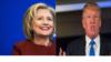 Bi. Hillary Clinton and Donald Trump watachuana kwenye mdahalo mjini New York jumatatu usiku.