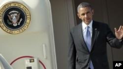 Picha ya rais Barack Obama wa Marekani.