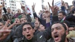 تظاهرات ضد دولتی در الجزایر