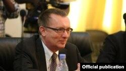 Wakil Sekjen PBB bidang Politik, Jeffrey Feltman.