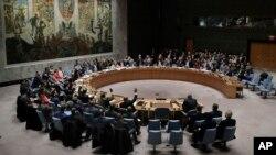 نشست عصر سه شنبۀ شورای امنیت در مورد حملۀ کیمیایی بر دوما در سوریه