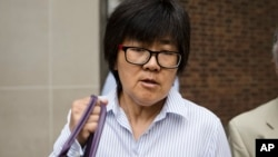 华裔癌症研究专家薛宇(资料照片)