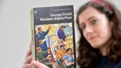 社交媒體封殺特朗普後 小說《1984》成美國最暢銷書