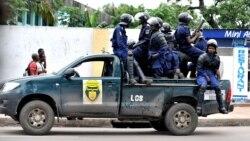 Retour au calme à Kinshasa après une manifestation à l'université