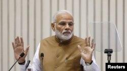 نارندرا مودی، نخست وزیر هند - آرشیو