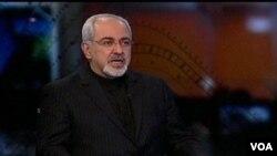 伊朗核部門發言人卡瑪爾萬迪(視頻截圖)