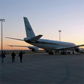 NASA's DC-8 aircraft