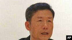 김영환 북한 민주화 네트워크 연구위원 (자료사진).